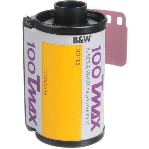 Kodak TMX 135-36 T-Max 100 Professional Black & White Print Film (Expires 11/13)