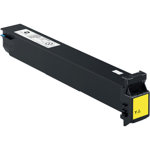Konica Yellow Toner For magicolor 8650