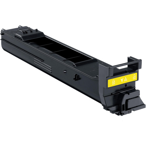 Konica Yellow Toner For magicolor 4650DN