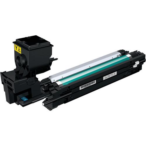 Konica High Capacity Yellow Toner Cartridge For magicolor 3730DN