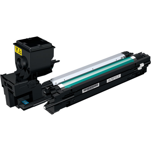 Konica High Capacity Yellow Toner Cartridge For magicolor 3730DN