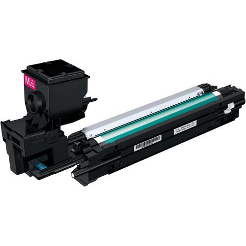 Konica High Capacity Magenta Toner Cartridge For magicolor 3730DN
