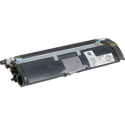 Konica 1710587-004 Black Toner Cartridge for magicolor 2500 and 2490 Series Printers