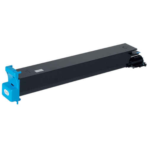 Konica 8938616 Cyan Toner Cartridge for magicolor 7450 Series Printers
