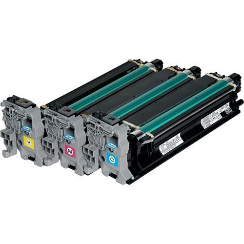 Konica A0310NF C,M,Y Imaging Unit Value Kit