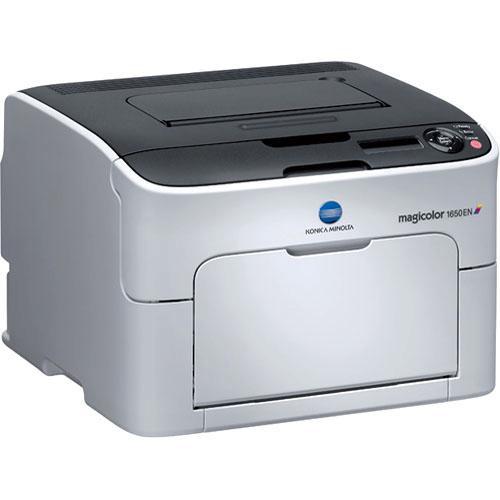 Konica Minolta magicolor 1650EN Network Color Laser Printer