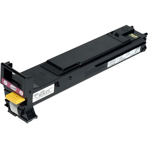 Konica A06V333 High-Capacity Magenta Toner Cartridge for magicolor 5500, 5570, 5650 & 5670 Series Printers