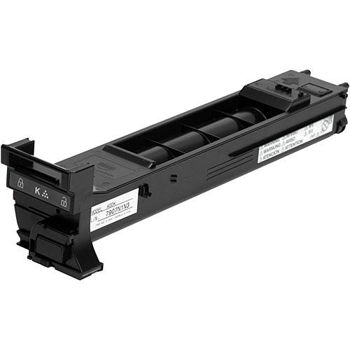 Konica A0DK132 Black Toner High-Capacity Cartridge for MC4650 Series Printers
