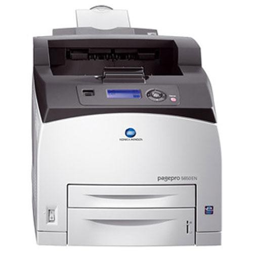 Konica Minolta pagepro 5650EN Network Monochrome Laser Printer