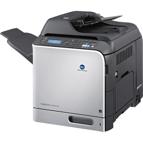 Konica Minolta magicolor 4690MF Network Color All-in-One Laser Printer