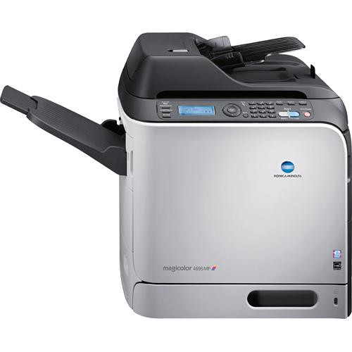 Konica Minolta magicolor 4695MF Network Color All-in-One Laser Printer