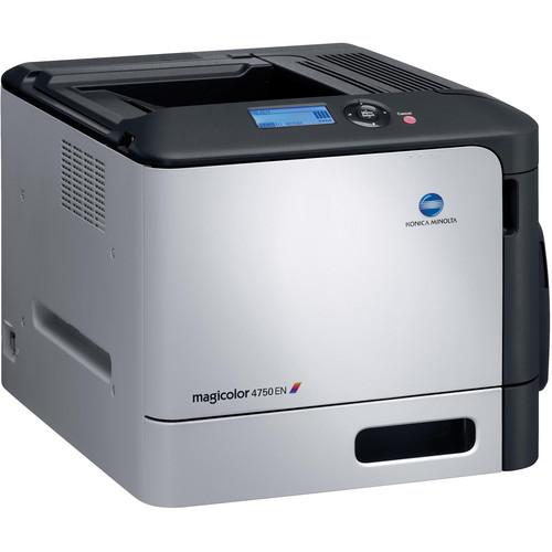 Konica Minolta magicolor 4750EN Network Color Laser Printer