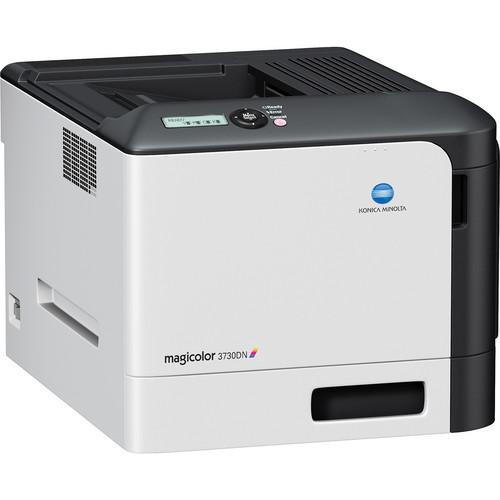 Konica Minolta magicolor 3730DN Network Color Laser Printer