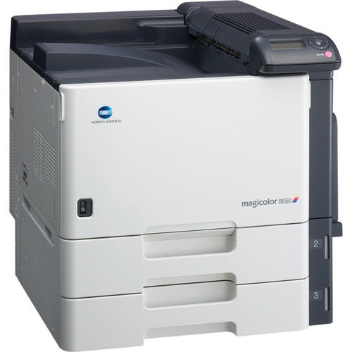Konica Minolta magicolor 8650DN Network Color Laser Printer