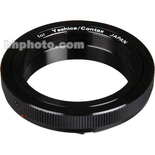 Konus T-2 T-Mount SLR Camera Adapter for Contax & Yashica MF