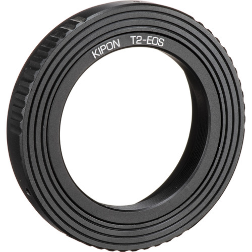 Konus T-2 T-Mount SLR Camera Adapter for Canon EOS