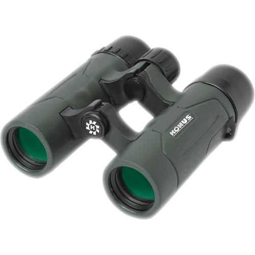 Konus Supreme 10x25 Binocular (Green)