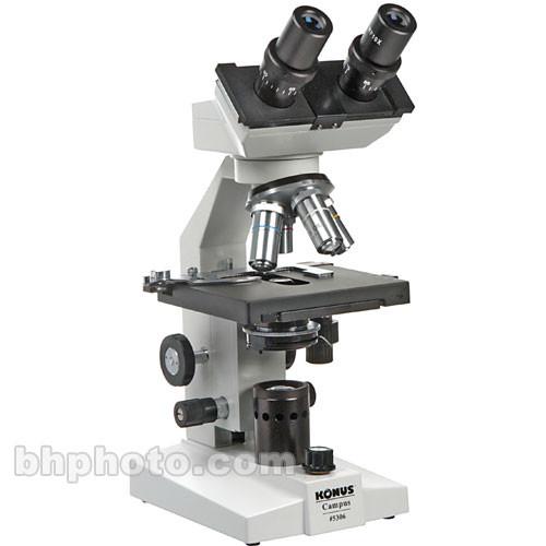 Konus Campus 1000x Biological Binocular Microscope (120v)