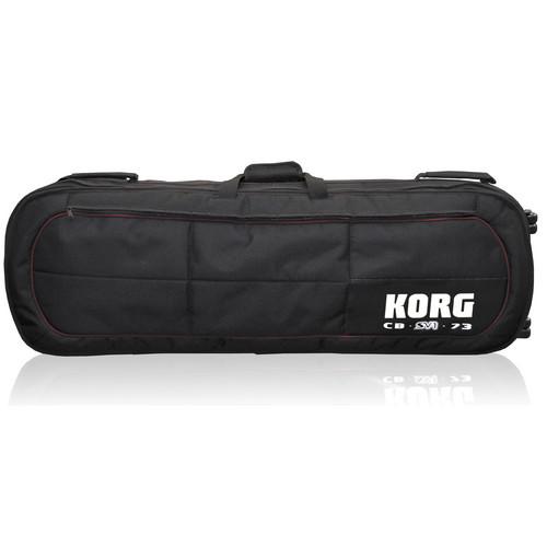 Korg Rolling Padded Case