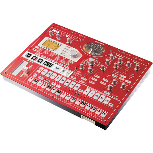 Korg ELECTRIBE SXSD Sampling Production Workstation
