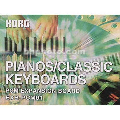 Korg FMC-PCM01 - PCM Expansion Board for PA-80 FMC-PCM01 B&H - 웹
