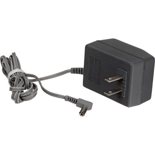Korg KAC102 AC Adapter: 9VDC  200-400mA