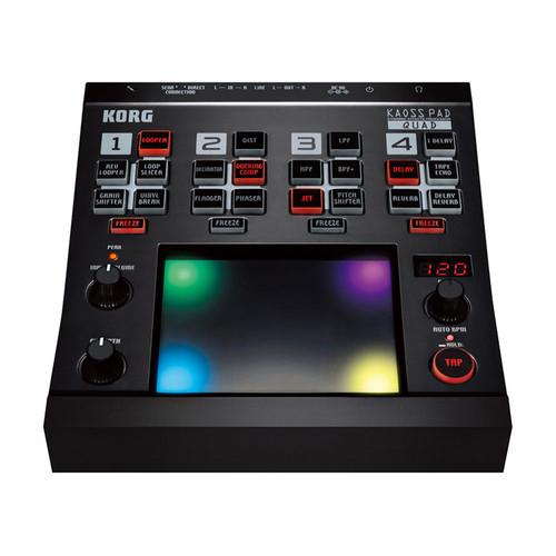Korg Kaoss Pad Quad - Dynamic Effects Processor