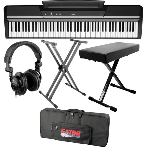 Korg Korg SP-170s 88-Key Digital Piano Value Bundle