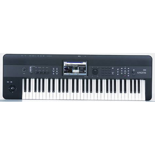 Korg Krome 61-Key Music Workstation (Black)