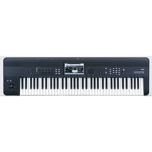 Korg Krome 73-Key Music Workstation (Black)