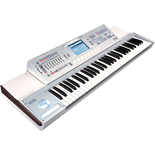 Korg M3-61 - 61-Key Music Workstation/Sampler Keyboard