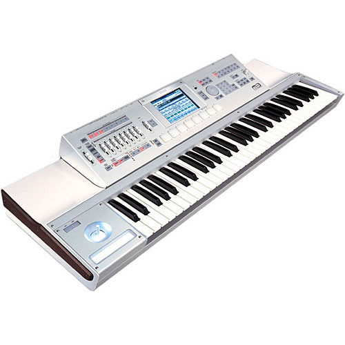 Korg M3-73 - 73-Key Music Workstation/Sampler Keyboard