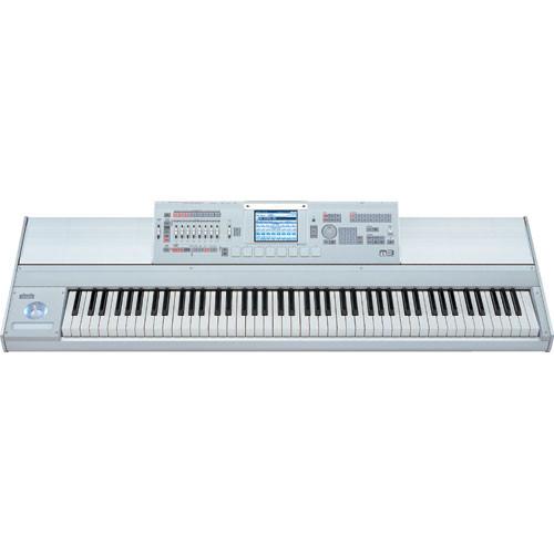 Korg M3-88 - 88-Key Music Workstation/Sampler Keyboard