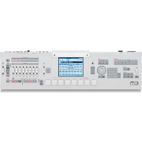 Korg M3-M - Music Workstation/Sampler Module