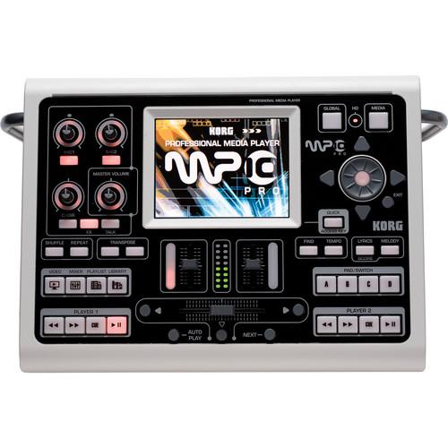 Korg MP-10 Pro Media Player