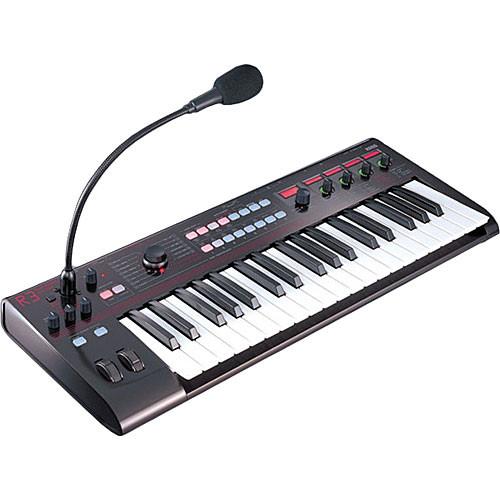 Korg R3 37-Key Analog Sythesizer with Vocoder