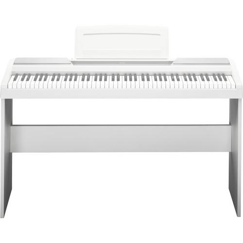 Korg SPST1 Wooden Keyboard Stand for SP170 (White)