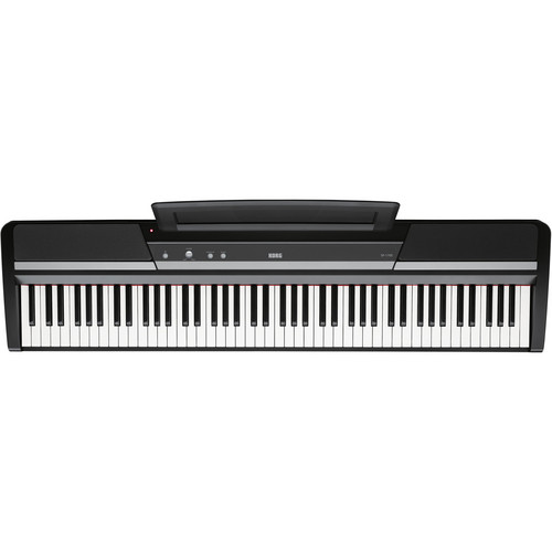 Korg SP-170s 88-Key Digital Piano (Black)