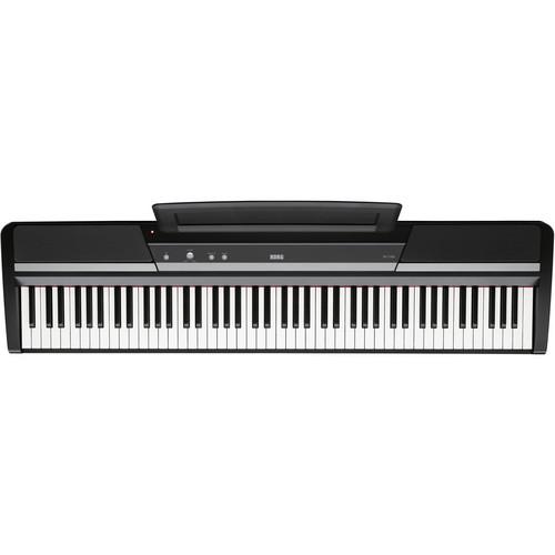 Korg SP-170s 88-Key Digital Piano (Black)