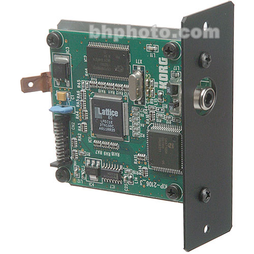 Korg VIF4 - Video Interface Card for Pa800