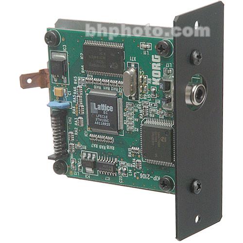 Korg VIF4 - Video Interface Card for Pa800