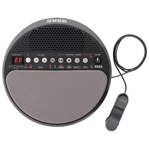 Korg WAVEDRUM Mini Portable Percussion Synthesizer