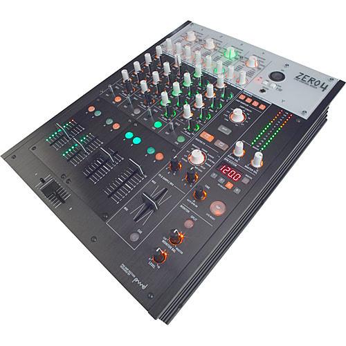 Digital Mixer Firewire : korg zero 4 four channel digital dj mixer with firewire zero4 ~ Vivirlamusica.com Haus und Dekorationen