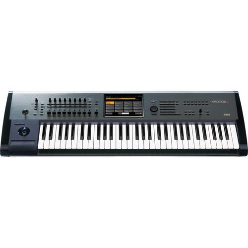 Korg Kronos X - Music Workstation (61 Keys)