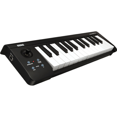 Korg microKEY 25-Key USB-MIDI Keyboard Controller