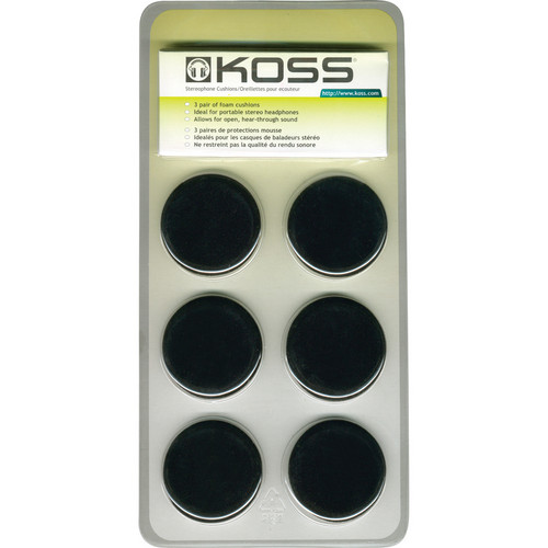 Koss Portable Replacement Cushions