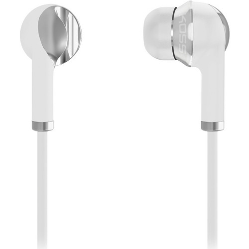 Koss IL100 Interlocking In-Ear Stereophones (White)