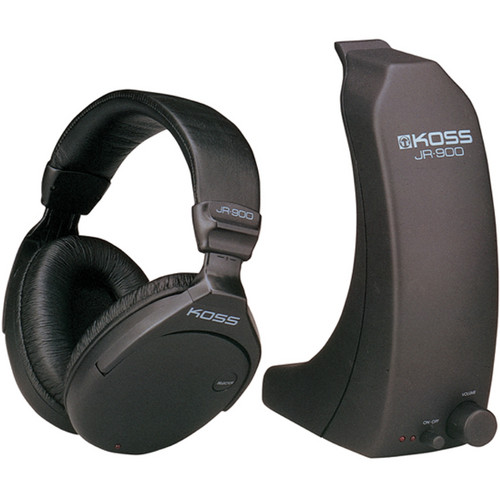Koss JR900 RF Wireless Headphone System
