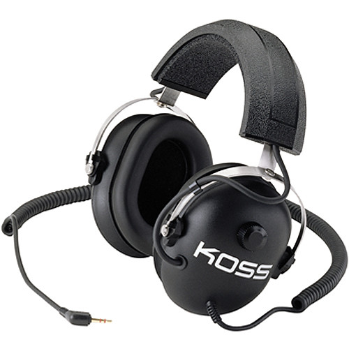 Koss QZ99 Around-Ear Noise Isolating Headphones