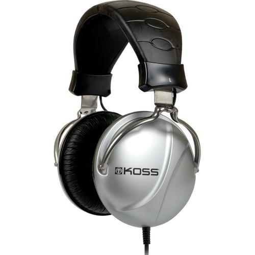 Koss TD85 Full Size Headphones (Silver)